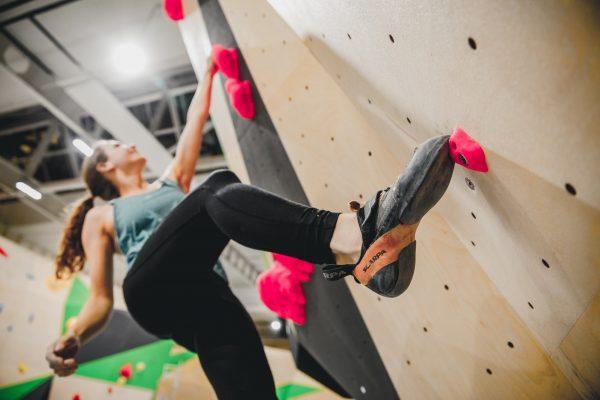 Shoedoctor – prevzem plezalk