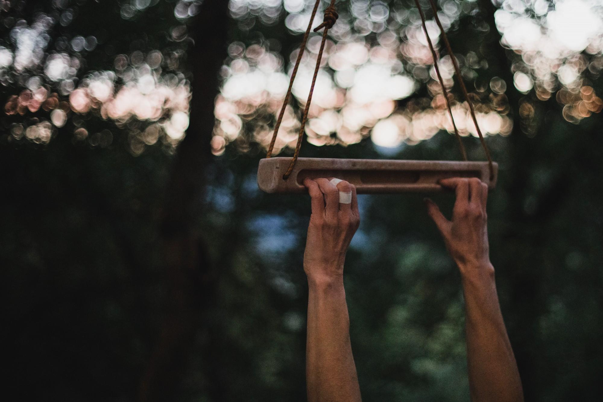 SLOP'R by Scena – mobilni hangboard