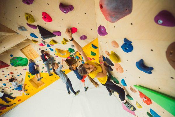 Šola plezanja za otroke in mladino