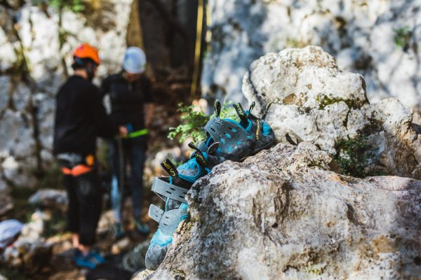 Poziv k začasnemu zaprtju naravnih plezališč