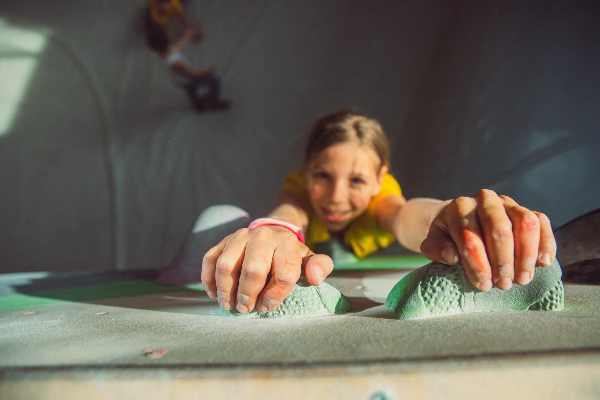 Nova sezona treningov za otroke in mladino