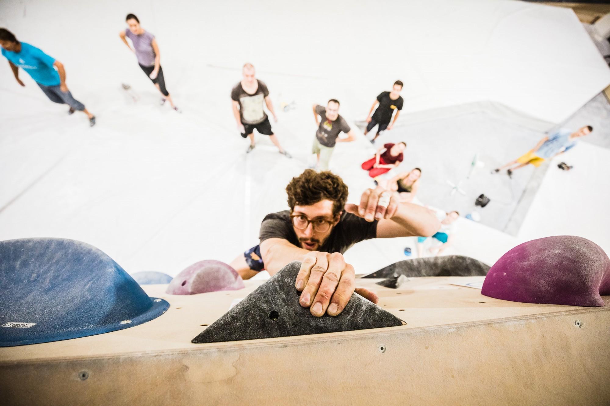 Nova sezona plezalnih vadb