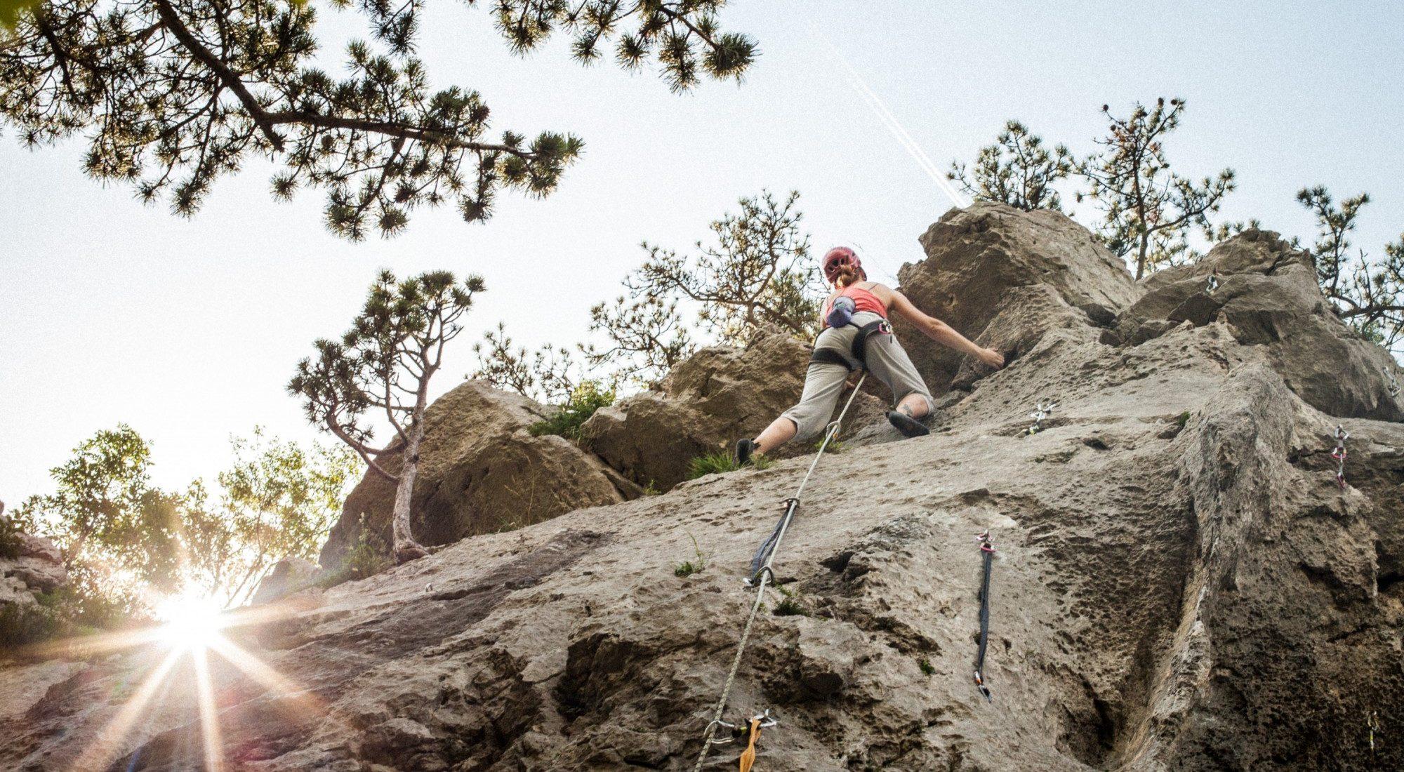Bolder Scena - Bolder Scena - Tečaj plezanja v skali