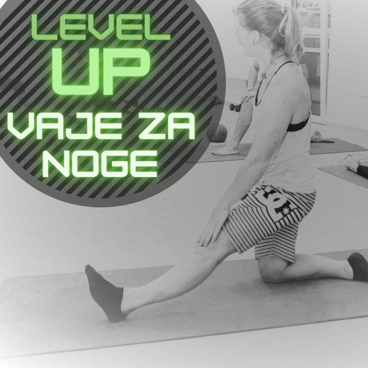 Moč nog – Treniraj doma