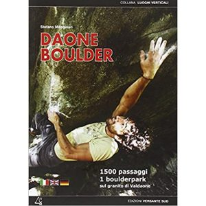 Daone Prog – Blocchi sur granito del' Adamello