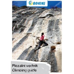 Plezalni vodnik Bohinj